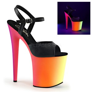 Buty Pleaser Rainbow 809UV