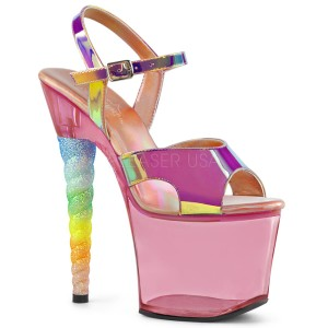 Buty Pleaser Unicorn 711T pink