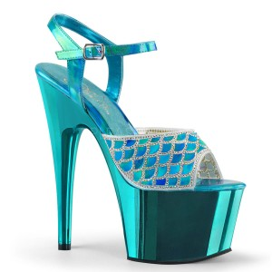 Buty Pleaser Adore 709mmrs turquoise